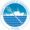 Scripps Institution of Oceanography at UCSD logo